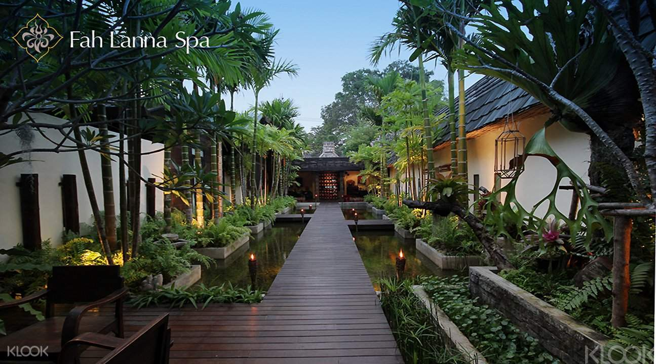 Chiang Mai Spa atmosphere